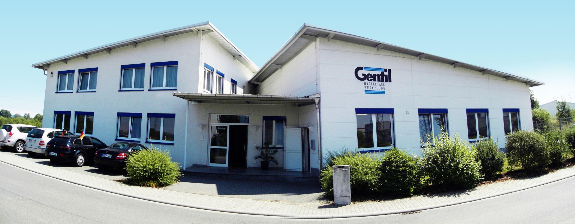 Gentil-Firmengebäude